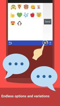 ai.Twitter Emoji Keyboard スクリーンショット 4