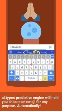 ai.Twitter Emoji Keyboard スクリーンショット 5