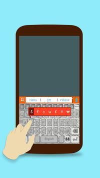 ai.keyboard Comic Book theme screenshot 3