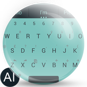 Theme for A.I.type Droid Inv א icon