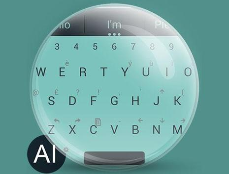 Theme for A.I.type Droid Inv א screenshot 5