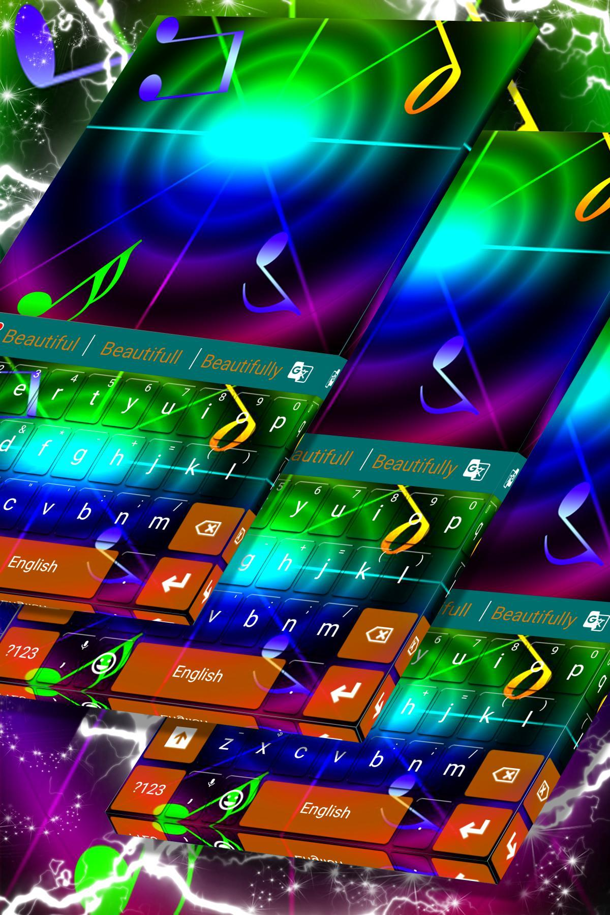 Keyboard With Sound Effects for Android - APK Download