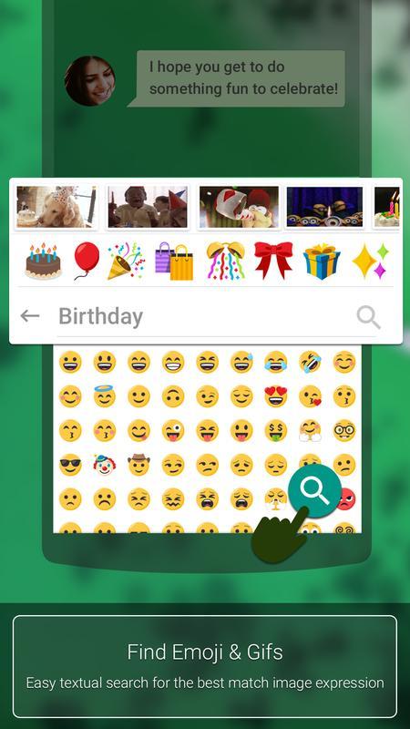 Aitype Free Emoji Keyboard Screenshot 10