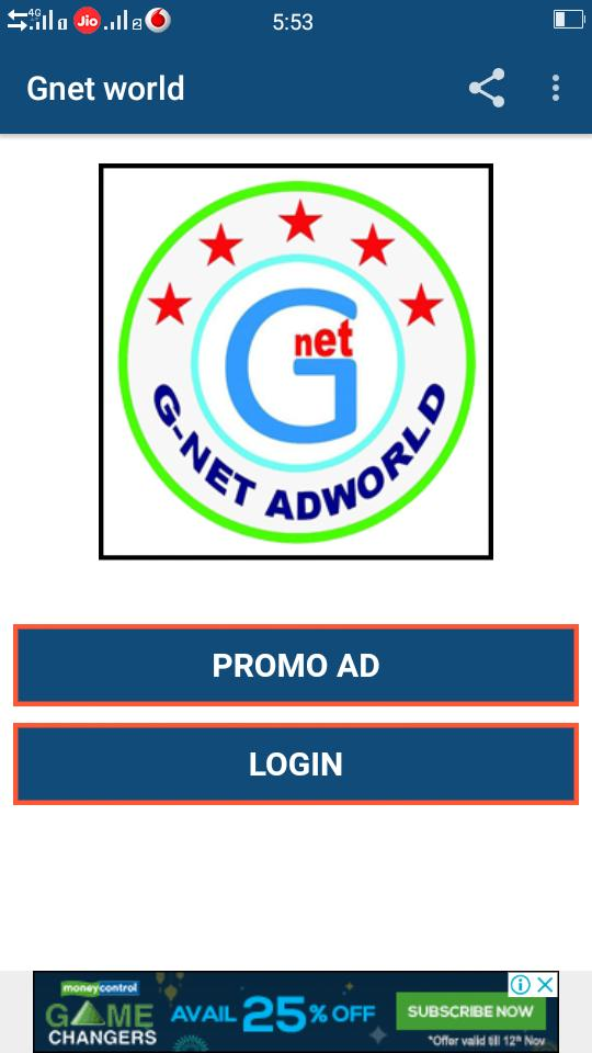Gnet world login
