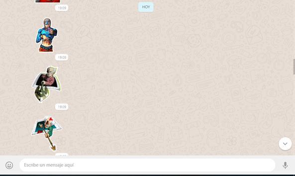Jojo's Stickers Whatsapp Screenshot 2