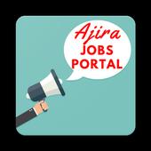Ajira Jobs Portal icon
