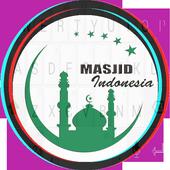 Masjid Indonesia Keyboard icon