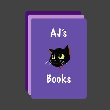 AJ's Books - Angular poster