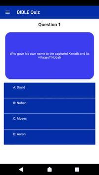 Logos Bible Quiz for Free! screenshot 3