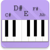A To Z Piano Notes icon