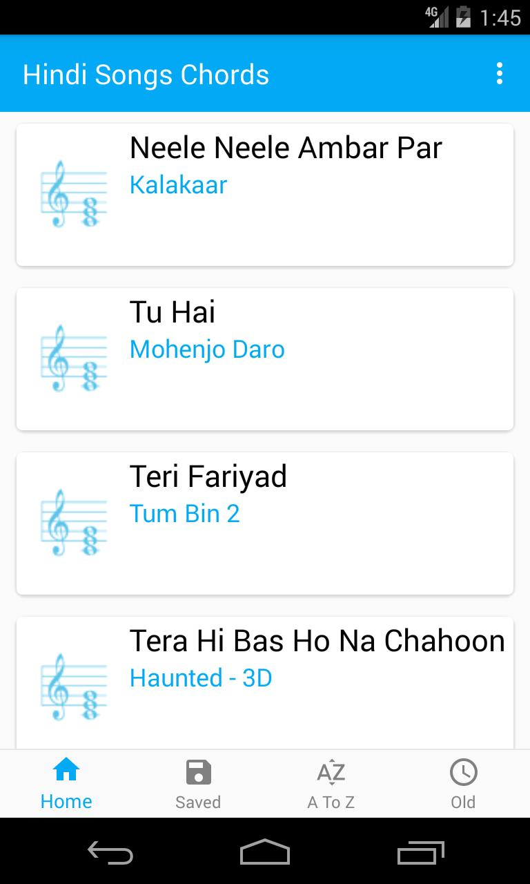 Hindi Songs Piano Chords For Android Apk Download Play instrumental hindi, english, regional songs tunes. hindi songs piano chords for android