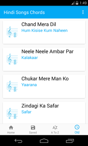 Hindi Songs Piano Chords Apk 4 0 Download For Android Download Hindi Songs Piano Chords Apk Latest Version Apkfab Com Hindi songs on piano for beginners. apkfab
