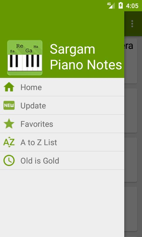 Sargam Piano Notes for Android - APK Download