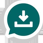 Status Downloader/Sticker Maker icon