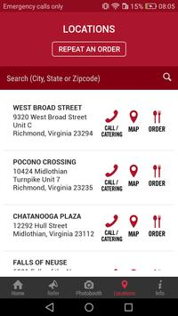 Penn Station Subs screenshot 1
