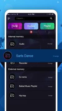 Mp3 player - Music player, Equalizer, Bass Booster screenshot 13