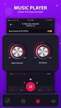 Mp3 player - Music player, Equalizer, Bass Booster screenshot 10