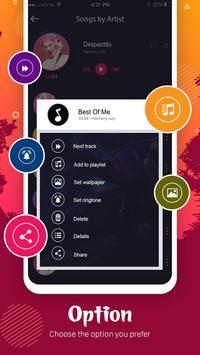 Mp3 player - Music player, Equalizer, Bass Booster screenshot 11