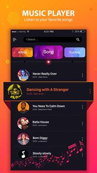 Mp3 player - Music player, Equalizer, Bass Booster screenshot 21