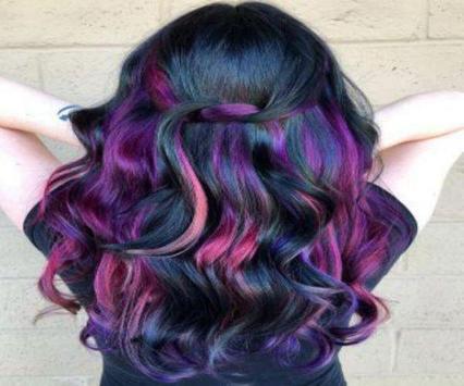 Girl Hair Color Model 2019 screenshot 2
