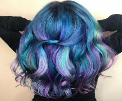 Girl Hair Color Model 2019 screenshot 3
