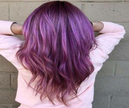 Girl Hair Color Model 2019 screenshot 4