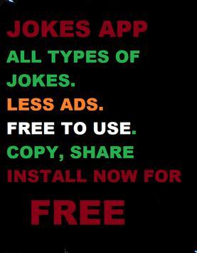 Jokes App 2019 screenshot 1