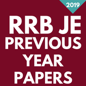 RRB JE Previous Year Solved Questions icon