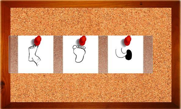 How To Draw Cartoon-Foot screenshot 1