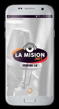 LA MISION RADIO poster