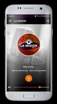 LA MISION RADIO screenshot 1
