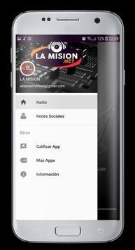 LA MISION RADIO screenshot 2