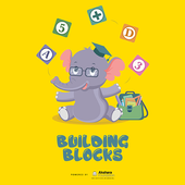 Maths Games Class 1-5 – Building Blocks by Akshara icon