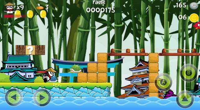 Super Panda Mission Adventure screenshot 2