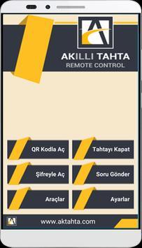 Akıllı Tahta poster