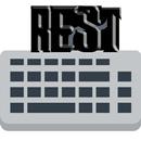 Keyboard with REST API APK