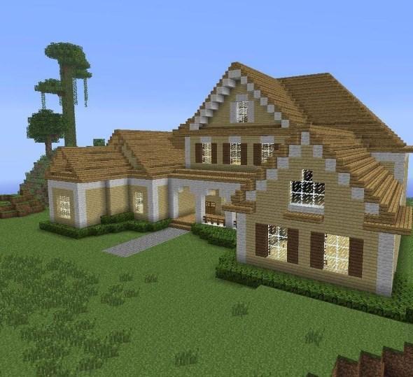 Classic Home Minecraft 199 Design Idea For Android Apk