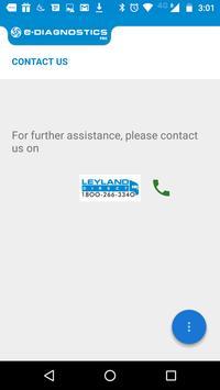 Ashok Leyland e-Diagnostics pro screenshot 5