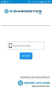 Ashok Leyland e-Diagnostics pro screenshot 1