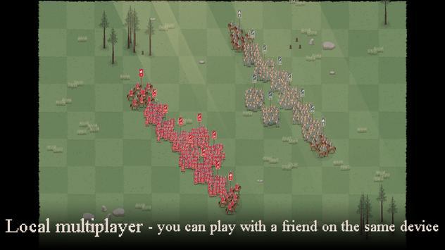 Rome vs Barbarians : Strategy screenshot 2