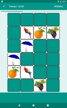 Juego de memoria. Picture Match. captura de pantalla 6