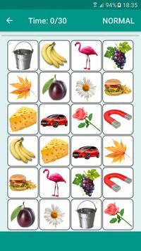 Brain game. Picture Match. bài đăng