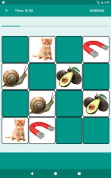Brain game. Picture Match. screenshot 14