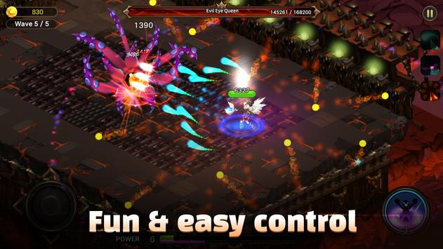 Angel Saga: Hero Action Shooter RPG screenshot 14