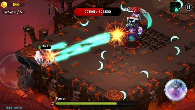 Angel Saga: Hero Action Shooter RPG screenshot 18