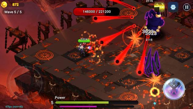 Angel Saga: Hero Action Shooter RPG screenshot 13