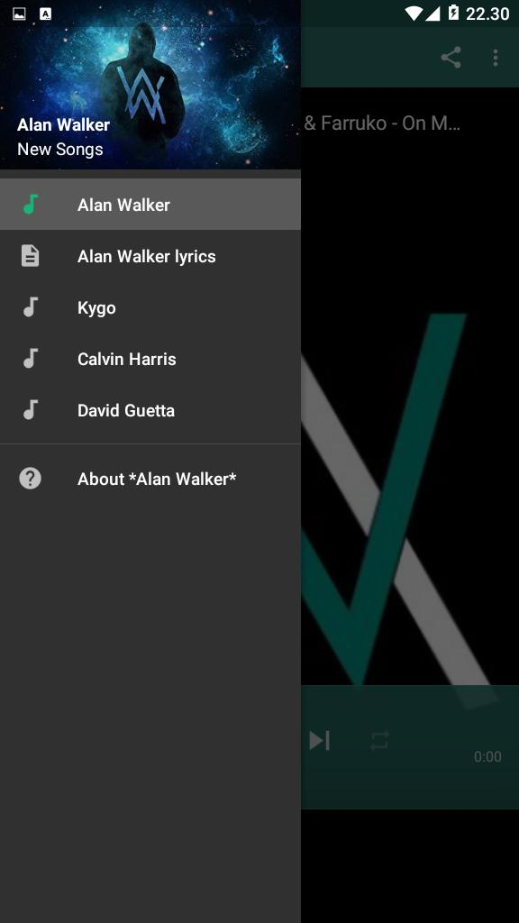 On My Way - 'Alan Walker for Android - APK Download