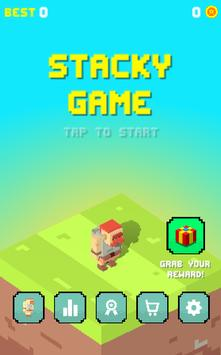 Stacky Game poster
