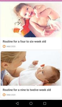 Mother & Baby Care poster