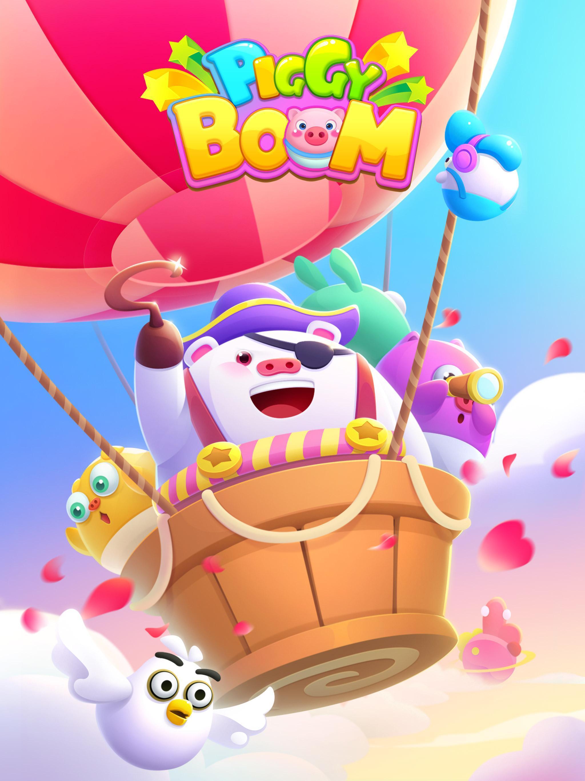 Game unduh gratis Piggy Boom